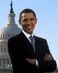 Barack (Hussein) Obama