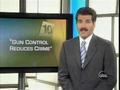 "Former (sigh, argh, see below) PTBC columnist John Stossel whacks gun control zealots, on ""20/20"""