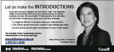 how to become a trade commissioner canada