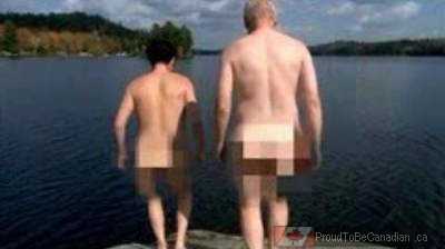 Bare-Ass Bob Rae