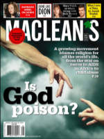 God is poison, um, QUESTION MARK.