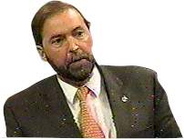 image - Thomas Mulcair of the you've got to be kidding party