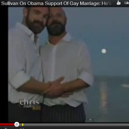 Andrew Sullivan and his husband