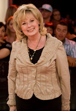 Pamela Wallin, former news media journalist from CBC and CTV and Toronto Star