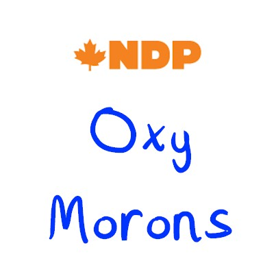 "Oxymoron alert for NDP: ""Grassroots"" ""teams"" cannot be ""built."""