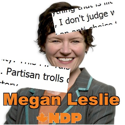 "NDP MP links 9/11 truthers with the supposed shameful ""climate deniers,"" and ""anti-choicers"""
