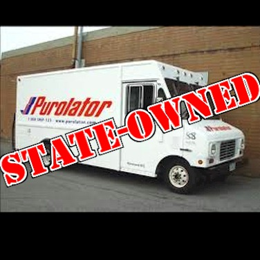 Purolator-state-owned
