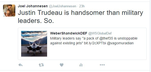 @JoelJohannesen - joel-tweet_09-14-2016