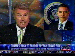 Why is CTV News (UPDATE: and others) misinforming Canadians on Obama student speech controversy?