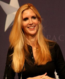 Coulter the laughing hyenas.