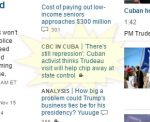"""CBC in Cuba"". We can only hope they love it and stay"